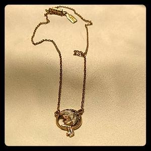 1928 salt girl necklace